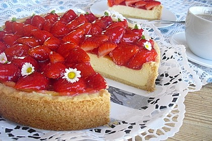 Erdbeer-Käsekuchen-Schnitten 30