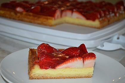 Erdbeer-Käsekuchen-Schnitten 10