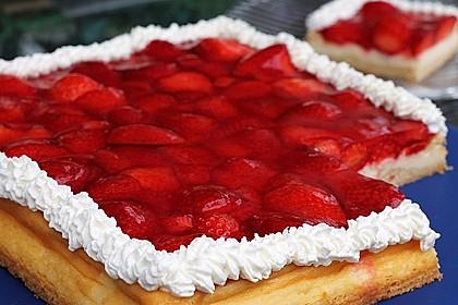 Erdbeer-Käsekuchen-Schnitten 3