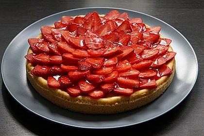 Erdbeer-Käsekuchen-Schnitten 1