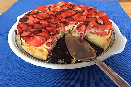 Erdbeer-Käsekuchen-Schnitten 29