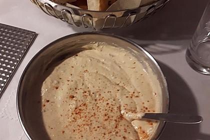 Pikanter Dattel-Frischkäse-Dip 7
