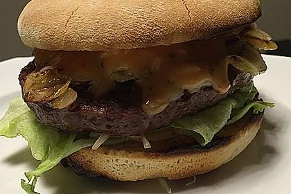 American Burger Sauce 4