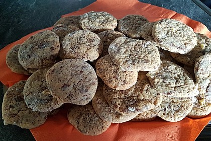 American Cookies - Double-Chocolate Chip Cookies 3