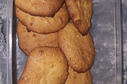 American Cookies - Double-Chocolate Chip Cookies 14