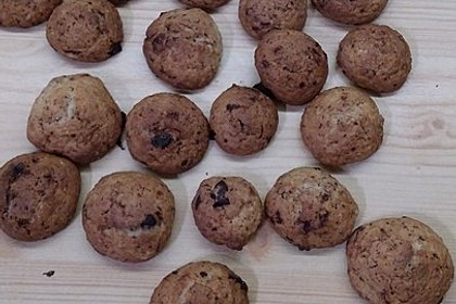 American Cookies - Double-Chocolate Chip Cookies 20