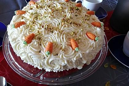 Karottenkuchen, Rüblikuchen oder Möhrenkuchen 164