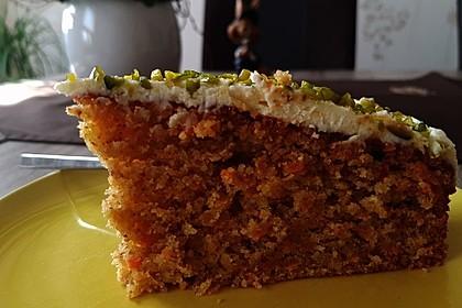 Karottenkuchen, Rüblikuchen oder Möhrenkuchen 103
