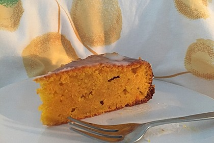 Karottenkuchen, Rüblikuchen oder Möhrenkuchen 252