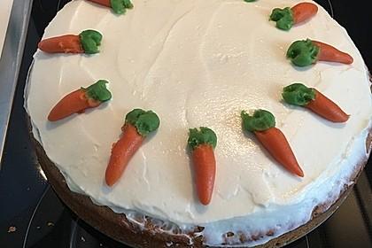 Karottenkuchen, Rüblikuchen oder Möhrenkuchen 202