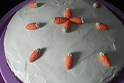 Karottenkuchen, Rüblikuchen oder Möhrenkuchen 193