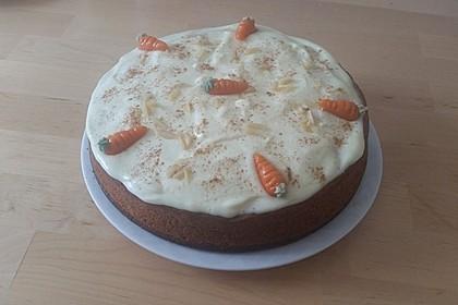 Karottenkuchen, Rüblikuchen oder Möhrenkuchen 197