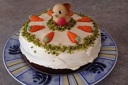 Karottenkuchen, Rüblikuchen oder Möhrenkuchen 55