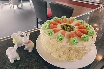 Karottenkuchen, Rüblikuchen oder Möhrenkuchen 176