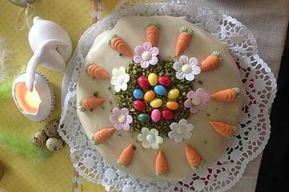 Karottenkuchen, Rüblikuchen oder Möhrenkuchen 181
