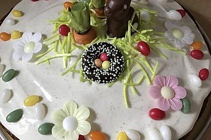 Karottenkuchen, Rüblikuchen oder Möhrenkuchen 217