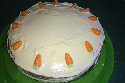 Karottenkuchen, Rüblikuchen oder Möhrenkuchen 125