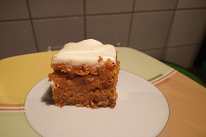 Karottenkuchen, Rüblikuchen oder Möhrenkuchen 168