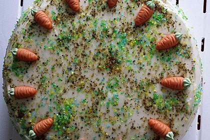Karottenkuchen, Rüblikuchen oder Möhrenkuchen 210