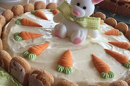 Karottenkuchen, Rüblikuchen oder Möhrenkuchen 212