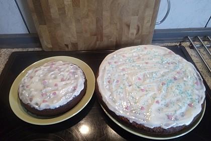 Karottenkuchen, Rüblikuchen oder Möhrenkuchen 218