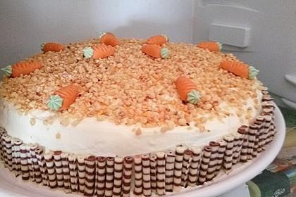 Karottenkuchen, Rüblikuchen oder Möhrenkuchen 66