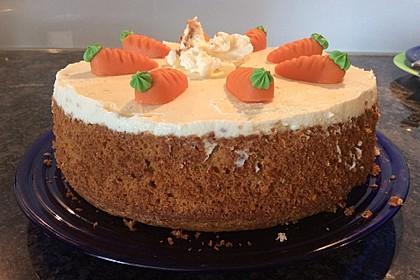Karottenkuchen, Rüblikuchen oder Möhrenkuchen 129