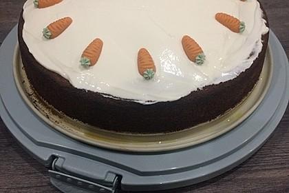 Karottenkuchen, Rüblikuchen oder Möhrenkuchen 150