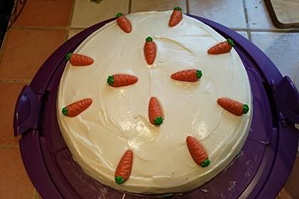 Karottenkuchen, Rüblikuchen oder Möhrenkuchen 147