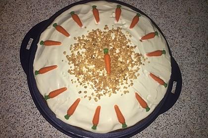 Karottenkuchen, Rüblikuchen oder Möhrenkuchen 137