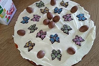 Karottenkuchen, Rüblikuchen oder Möhrenkuchen 146