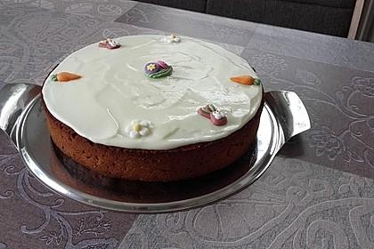 Karottenkuchen, Rüblikuchen oder Möhrenkuchen 39