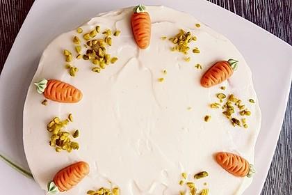 Karottenkuchen, Rüblikuchen oder Möhrenkuchen 41