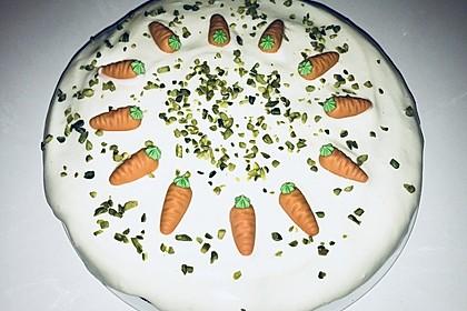 Karottenkuchen, Rüblikuchen oder Möhrenkuchen 133