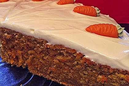 Karottenkuchen, Rüblikuchen oder Möhrenkuchen 51