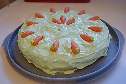 Karottenkuchen, Rüblikuchen oder Möhrenkuchen 72