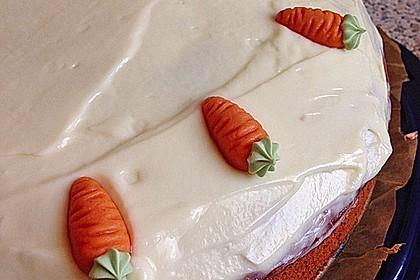 Karottenkuchen, Rüblikuchen oder Möhrenkuchen 117