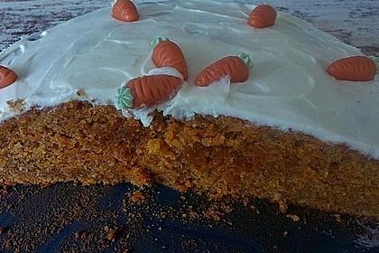Karottenkuchen, Rüblikuchen oder Möhrenkuchen 160