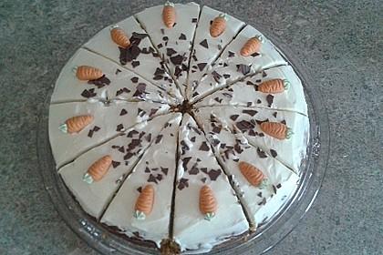 Karottenkuchen, Rüblikuchen oder Möhrenkuchen 145