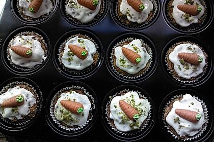 Karottenkuchen, Rüblikuchen oder Möhrenkuchen 71