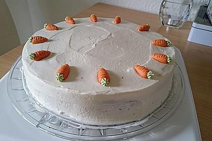 Karottenkuchen, Rüblikuchen oder Möhrenkuchen 33