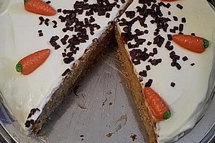 Karottenkuchen, Rüblikuchen oder Möhrenkuchen 248