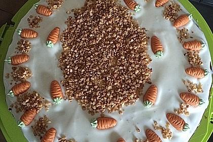 Karottenkuchen, Rüblikuchen oder Möhrenkuchen 152