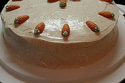 Karottenkuchen, Rüblikuchen oder Möhrenkuchen 184