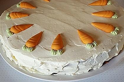Karottenkuchen, Rüblikuchen oder Möhrenkuchen 86