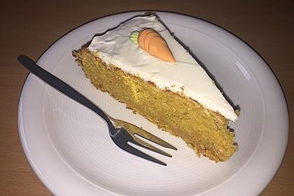 Karottenkuchen, Rüblikuchen oder Möhrenkuchen 241