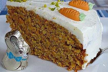 Karottenkuchen, Rüblikuchen oder Möhrenkuchen 29