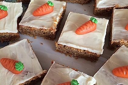 Karottenkuchen, Rüblikuchen oder Möhrenkuchen 158