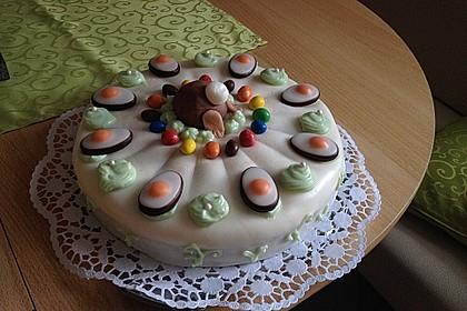 Karottenkuchen, Rüblikuchen oder Möhrenkuchen 26