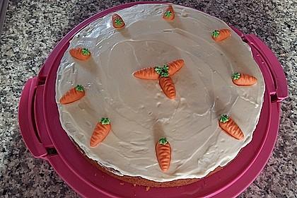 Karottenkuchen, Rüblikuchen oder Möhrenkuchen 289